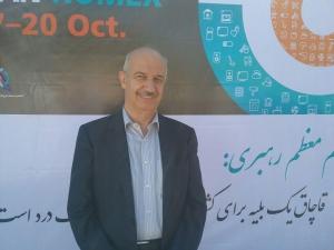 لوازم خانگی نایب رییس اتحادیه لوازم خانگی: حضور شرکت های معتبر ایرانی و خارجی در ششمین نمایشگاه لوازم خانگی