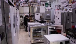 قیمت لوازم خانگی خارجی کماکان گران است